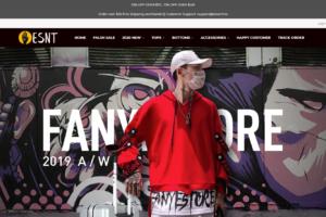 ESNT《派手で個性派ストリートファッションを取りそろえるインポート通販サイト》
